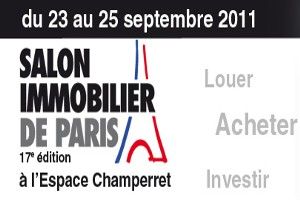 17 me dition du salon de l 39 immobilier paris je g re for Espace champerret salon